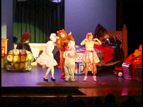 Velveteen Rabbit kidsacting musical