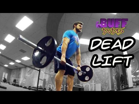 How to Perform the Deadlift - Proper Deadlift Technique & Form Image 1