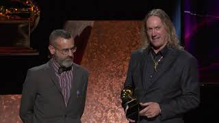 Tool Wins Best Metal Performance | 2020 GRAMMYs Acceptance Speech