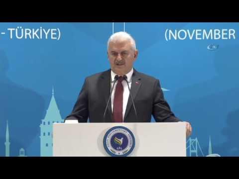 """Yıldırım: """"Yıldırım PKK ve PYD Küresel Terör Örgütleridir"""""""