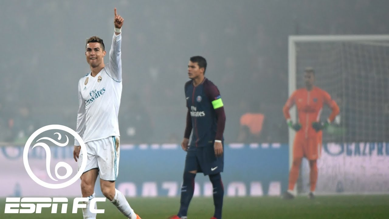 Real Madrid beats Paris Saint-Germain 2-1, crushing PSG's Champions League dreams | ESPN FC