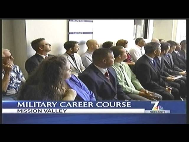 NVTSI Reboot Workshop Class 50 Graduation on  KNSD TV  story 2