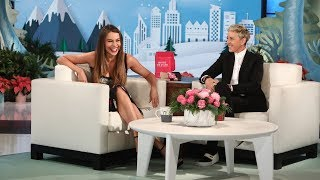 Download Lagu Ellen Teaches Sofia Vergara an English Word of the Day Gratis STAFABAND