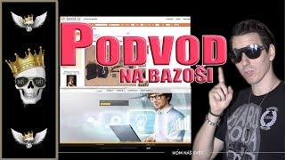 VAROVÁNÍ   JAK FUNGUJE PODVOD PŘI NÁKUPU NA BAZOŠ.cz   INPOST-24.eu   PODVODY NA INTERNETU 1