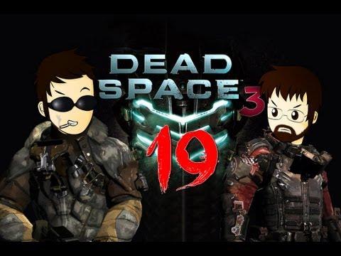 Dead Space 3 (Parte 19) - Coop Con Vardoc - TENGO UN RASHO LASER! - en Espa ñol by Xoda