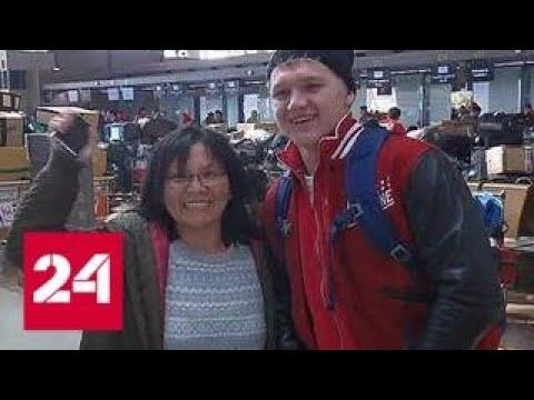 Отнять золото и вернуть флаг: в Москве встречают российских олимпийцев - Россия 24