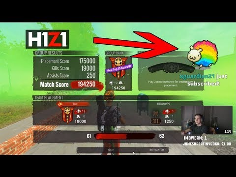 H1Z1 Solo vs Duos! (Win = a Sub and 500 Bits!)