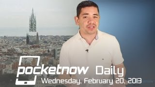 Red HTC One Disappears, Asus Metallic Miracle Teased, LG MWC Teaser & More - Pocketnow Daily