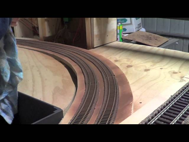 "Model Trains My HO CSX Railroad Part 21 ""Weathering the Tracks With TAMIYA Paints"""