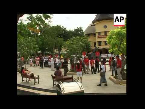 WRAP March demanding continued world attention on Myanmar; ADDS new protest