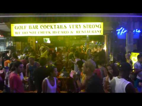Party on Khao San Road