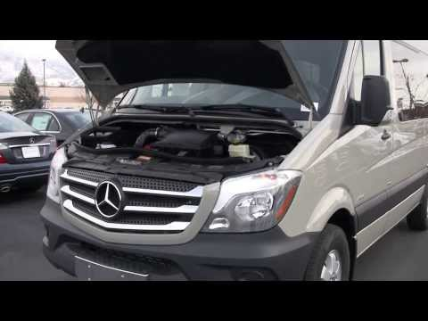 Mercedes-Benz 2014 Sprinter Van New Face Lift E5852074