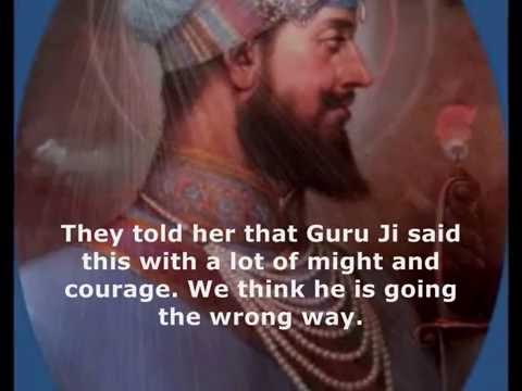 Sant Bhindranwale - Coward Sikhs SUBTITLED