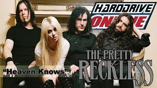 "The Pretty Reckless - ""Heaven Knows"" (Live Acoustic Performance from hardDrive Studios)"
