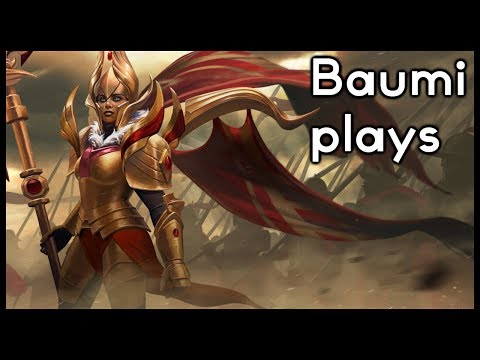 Dota 2 | NEW AGHS = MEANEST DUELS!! | Baumi plays Legion Commander