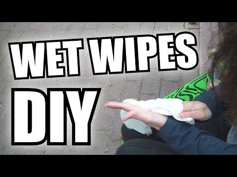 DIY Wet Wipes