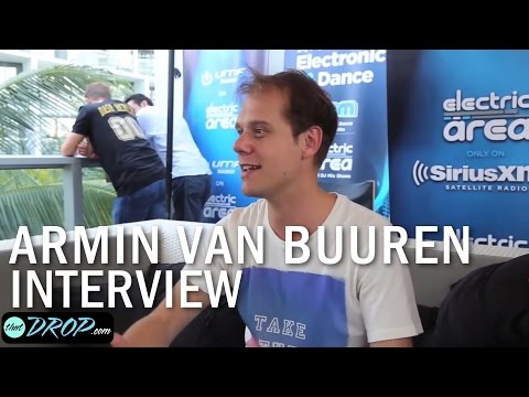 Armin van Buuren Opens Up In Emotional Interview On Marriage, Family, and the Height of His Career