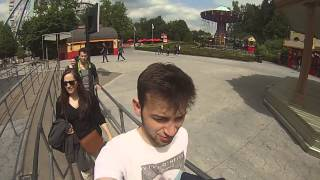 Walibi with friends - Silly Walk 2