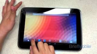 Google Nexus 10 - BriefMobile