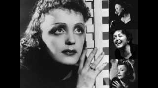 Watch Edith Piaf Toi Tu Lentends Pas video