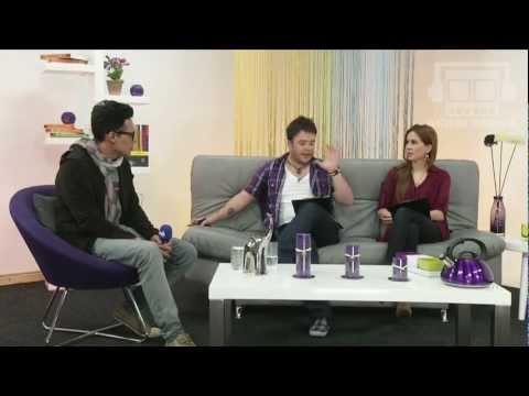 Reno en TV - entrevista god of war ascencion - CANAL CLICK bogotá