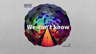 Watch Muse United States Of Eurasia video