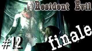 Resident Evil REmake HD | 12 FINALE | Wesker is Also Dumb