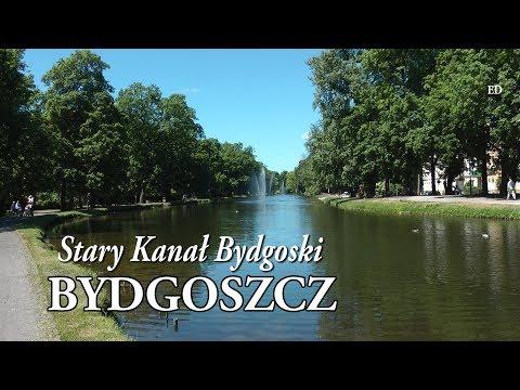 Stary Kanał Bydgoski - The Old Bydgoszcz Canal - Старый Быдгощ канал