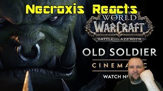 "Cinematic: ""Old Soldier"" - Necroxis Reacts"