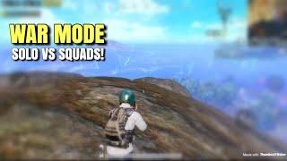 Pressure Is On   PUBG Mobile Lightspeed   War Mode!