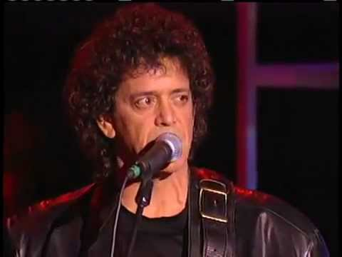 The Velvet Underground Performs at the 1996 Hall of Fame Inductions