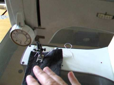 Elna Supermatic SU Sewing Machine