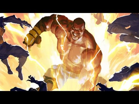 Shaq Fu 2 Gameplay & Monster Products talk with Shaq CES 2016