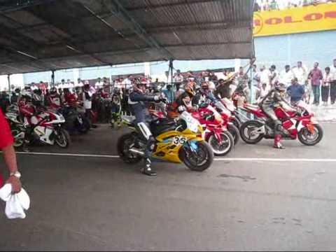 600- 1000cc Superbike Race in Kari Motor Speedway (05/06/09)