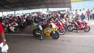 600 1000cc Superbike Race In Kari Motor Speedway 05 06 09