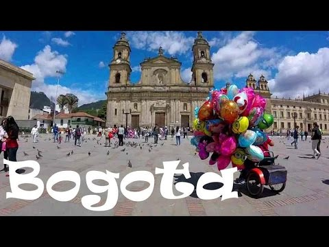 A Tour of the Vibrant Heart of Bogota, Colombia