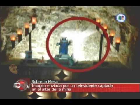 Extranormal Investigacion Mina El Eden Zacatecas Fantasmas subterraneos 22 Agosto 2010