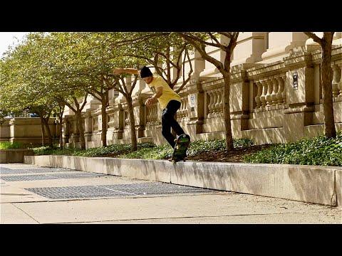 2020 Youtube Skate Part - Alex Buening