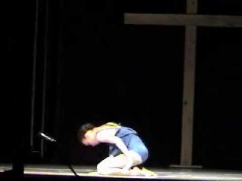 Perf Arts Brandi-Danielle Doss' Petite Teen Runway Model petite nude teen