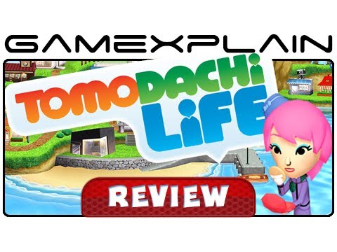 Tomodachi Life - Video Review (3DS)