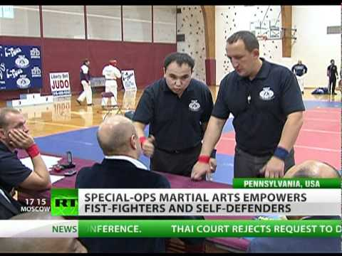 KGB Sport: Russian fighting technique wins over US Image 1