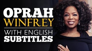 ENGLISH SPEECH | OPRAH WINFREY: Learn From Every Mistake (English Subtitles)