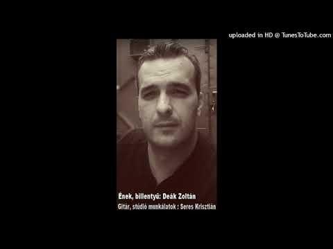 Deák Zoltán-Tulipán (Cover)