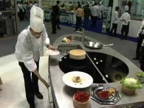 Electrolux Professional at Gulfood 2009