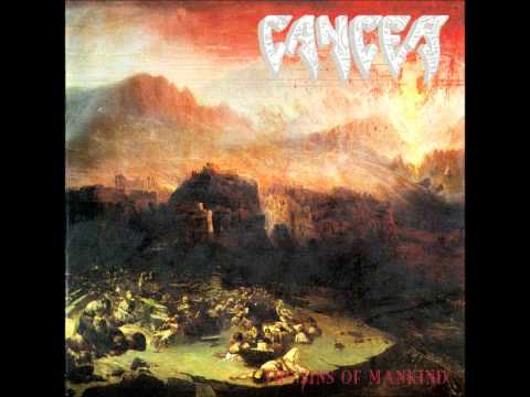 Cancer - Cloak Of Darkness