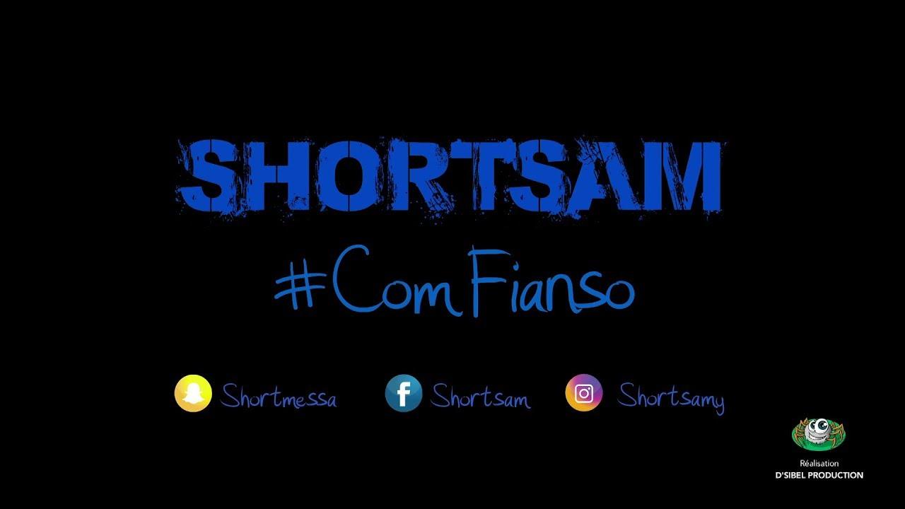 Shortsam - #ComFianso (Clip Officiel)