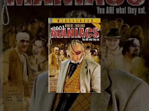 2001 Maniacs is listed (or ranked) 18 on the list The Best Robert Englund Movies