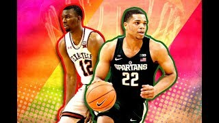 College Basketball Power Rankings: Michigan State Rises and Madness Abounds
