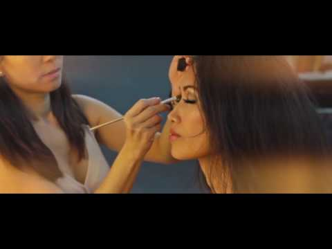 Angie Vu Ha Calendar Shoot 2013 Behind The Scenes