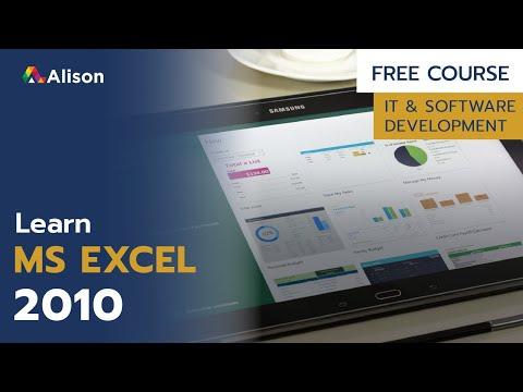 Microsoft Excel 2010